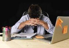 长期从事电脑工作容易得肾炎!